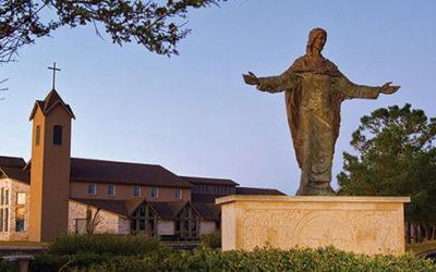 St Mary's Catholic Church in Lago Vista, TX